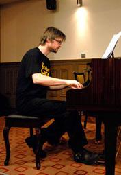 Andrew Synnott piano