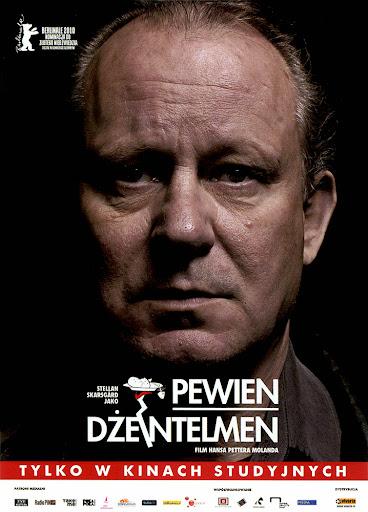 Przód ulotki filmu 'Pewien Dżentelmen'