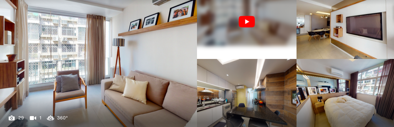 apartamento à venda na Rua Assis Brasil