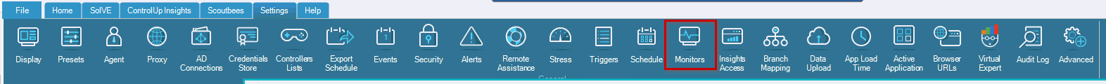 Upgrade Monitors