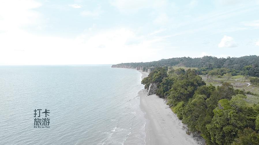 美里Peliau Beach 海边