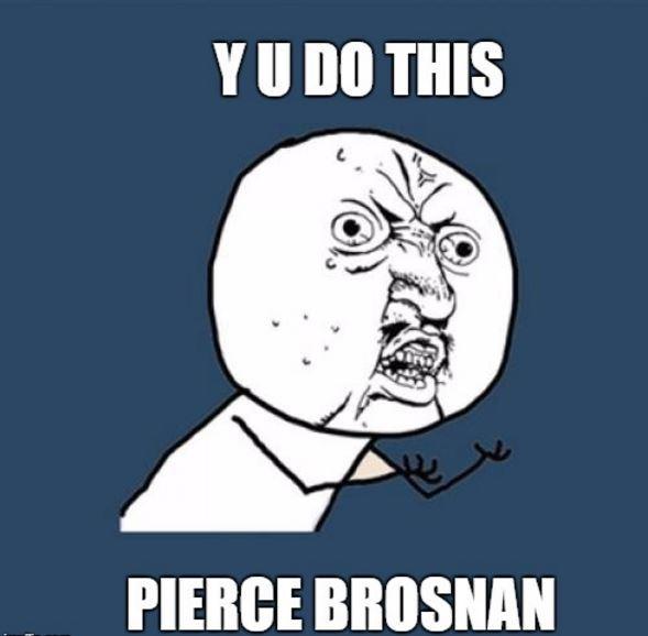 Pierce Brosnan, James Bond, Pan Masala, Entertainment, Advertisement, Secret Agent