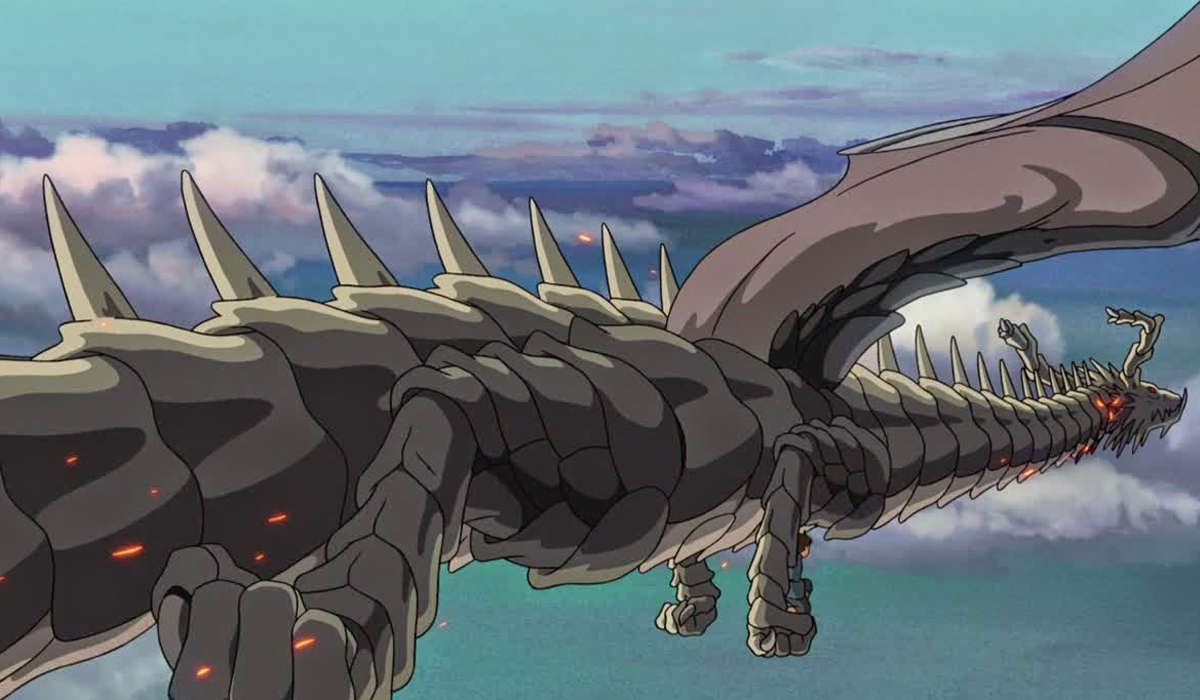 Dragon of Tales From Earthsea