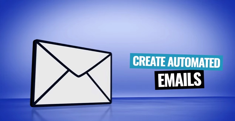 Your subscribers will be automatically entered into funnels and linked to your affiliate links and YouTube page
