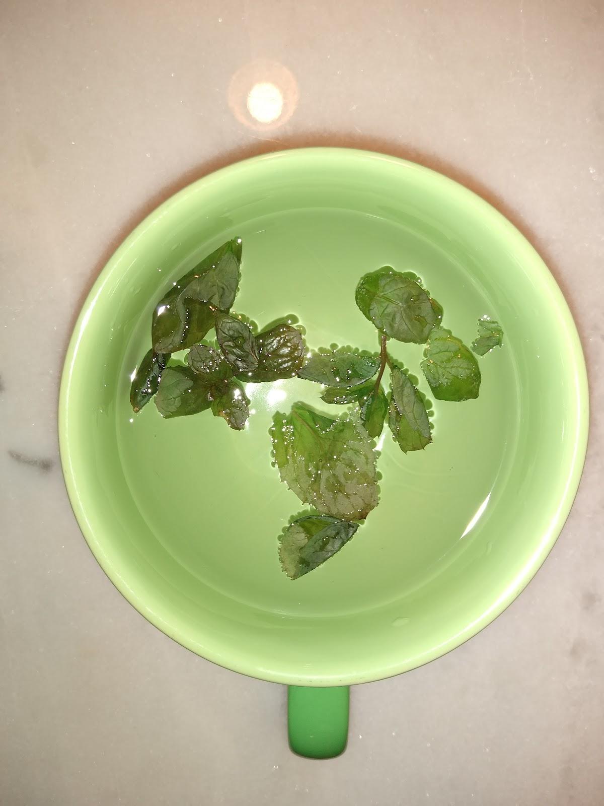 mint tea picture