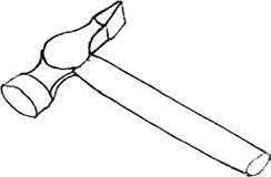 cross penn hammer
