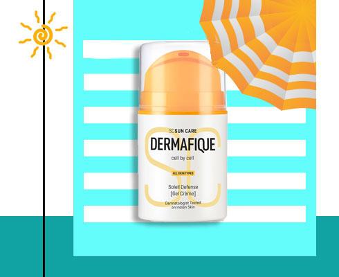 Best sunscreen in India- Organic Harvest Sunscreen For Oily Skin Spf 30