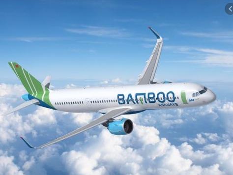 Những kinh nghiệm đi máy bay Bamboo Airways