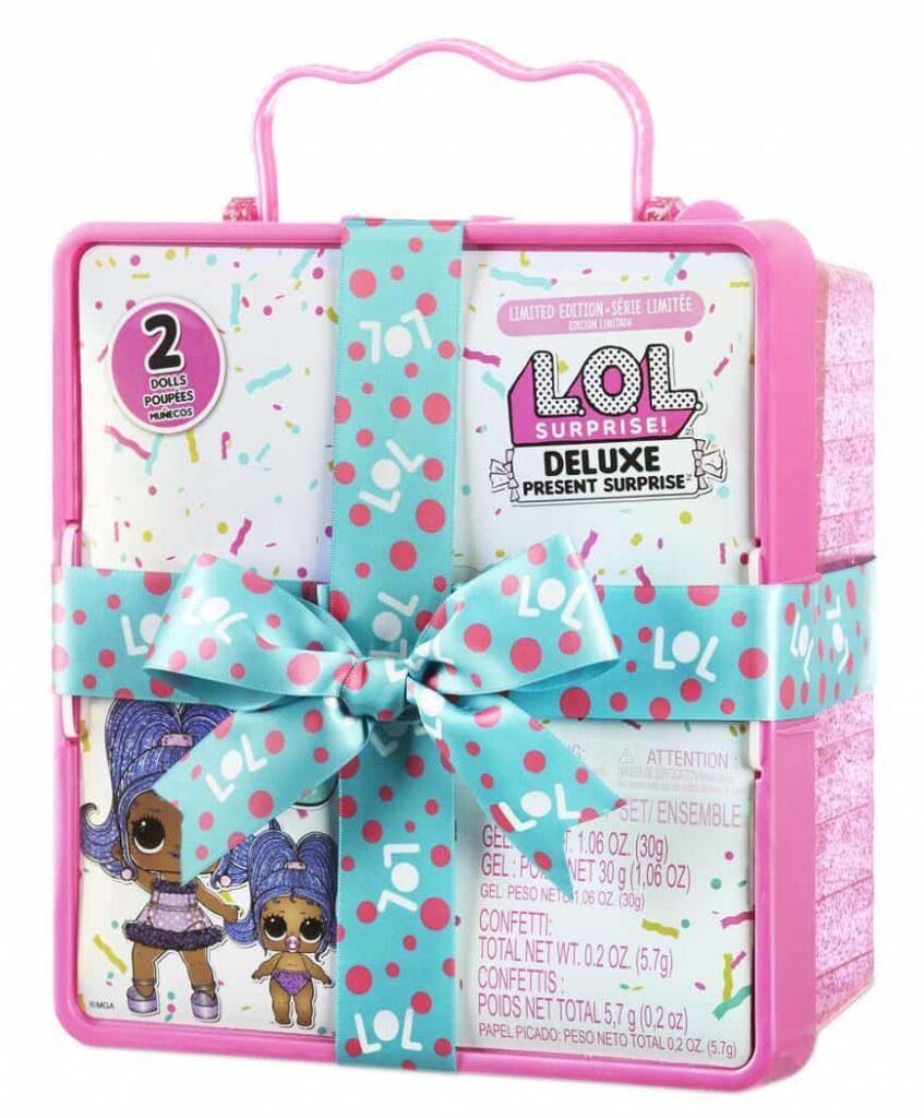 lol surprise deluxe present surprise box