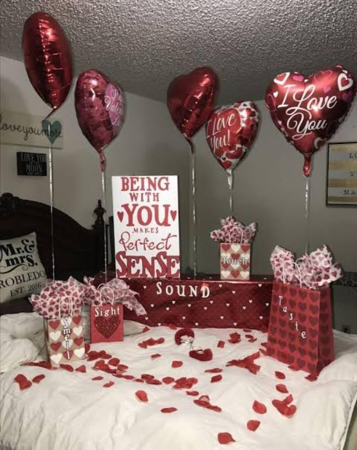 GORGEOUS GIFT IDEAS TO STRENGTHEN YOUR MARRIAGE RELATIONSHIP ON VALENTINE'S DAY