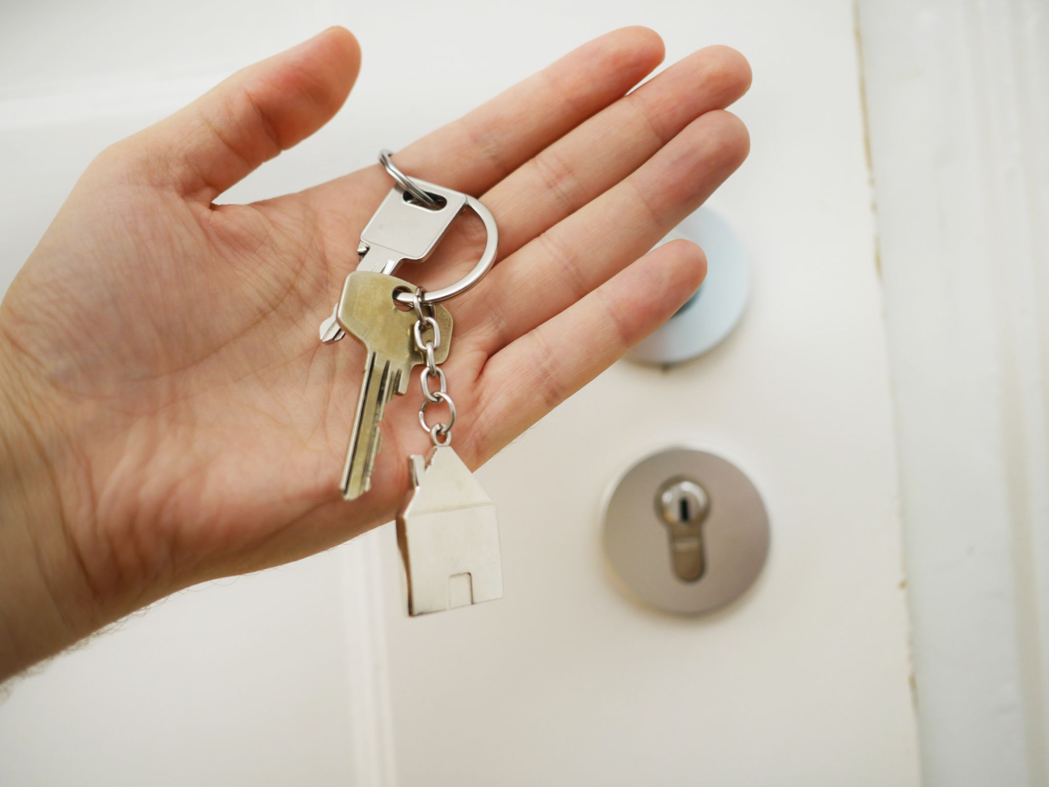 moving tips - keep your keys
