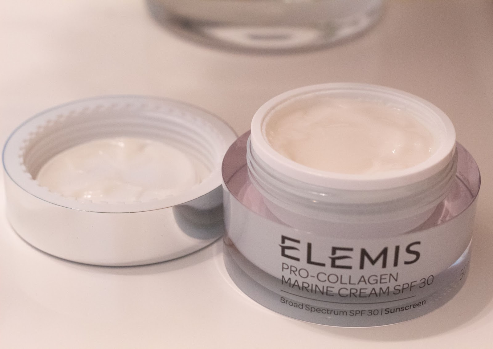 ELEMIS Skin Care Product Review - Pro-Collagen Marine Cream SPF30 - Patience & Pearls