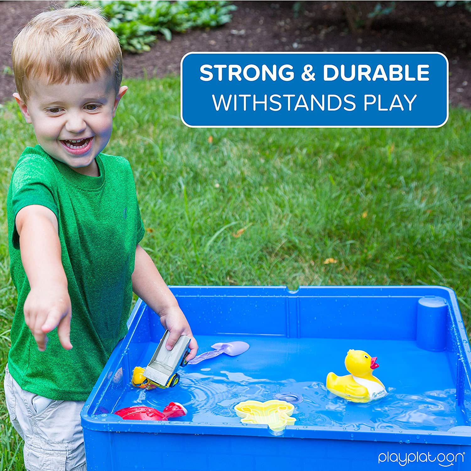 water table duck game