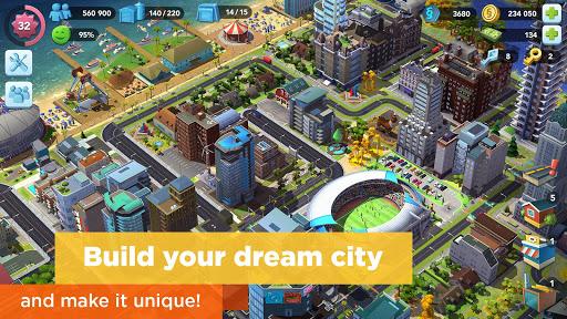 SimCity BuildIt- screenshot thumbnail