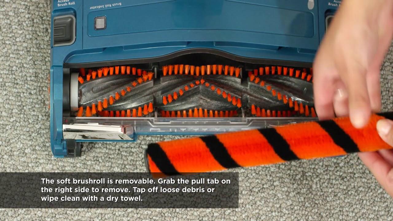 Shark APEX brush roller system