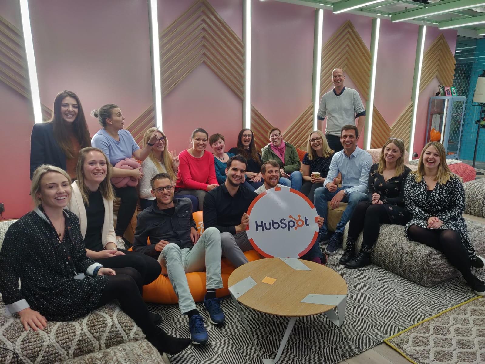 HubSpot Bootcamp Dublin