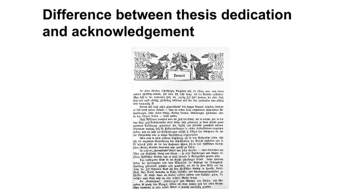 best acknowledgement phd thesis Xvii acknowledgements undertaking this phd has been a truly life-changing experience for me and it would not have been possible to do without the support and guidance that i received from many.