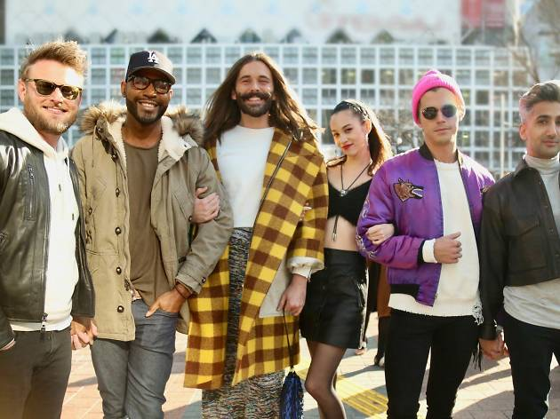 Image result for queer eye in japan