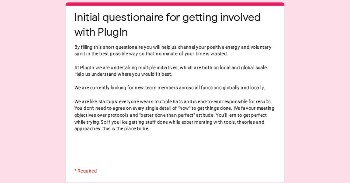 plugin Matchmaking