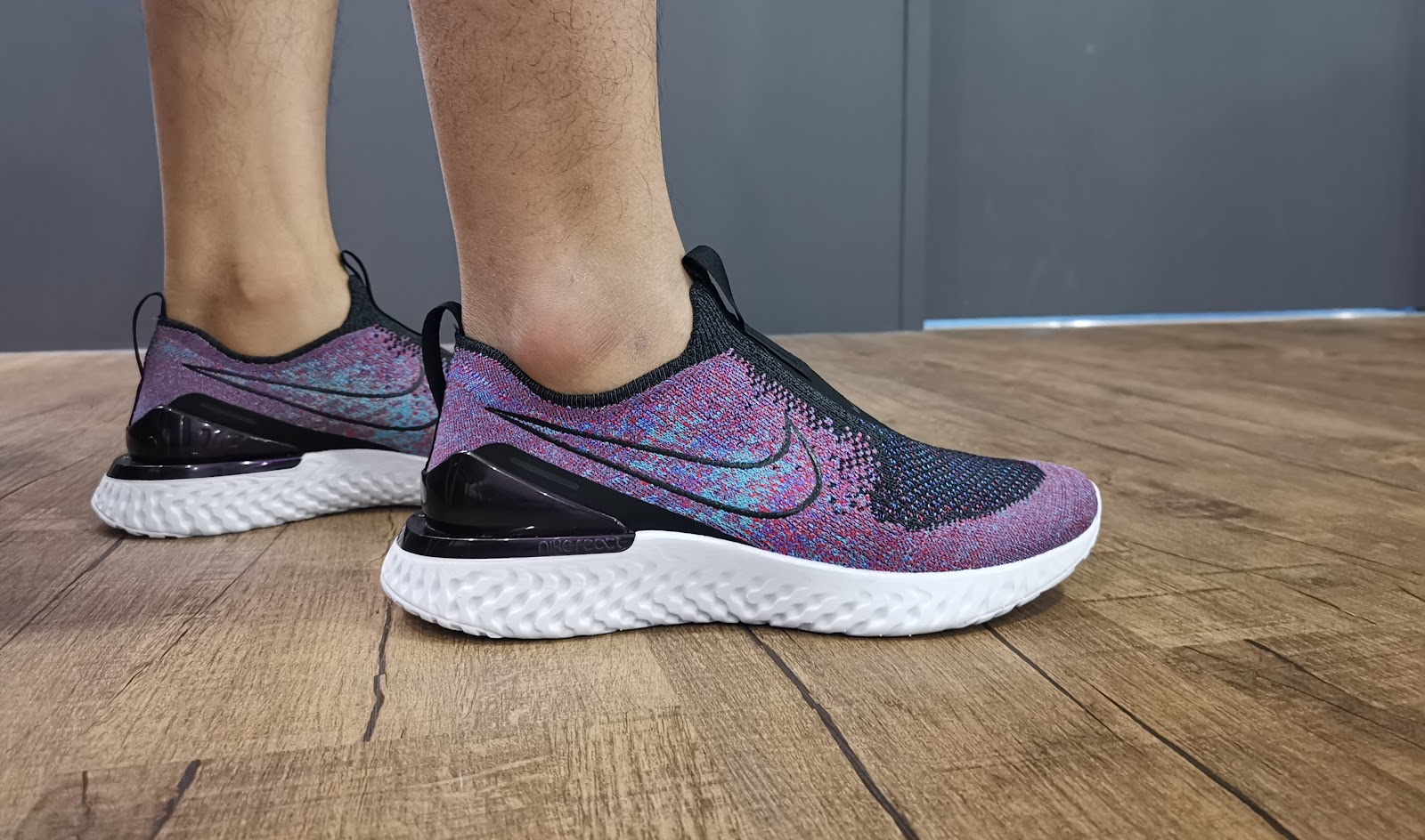 043210efeabed Nike Took Its Epic React Sneaker And Made It Even Better