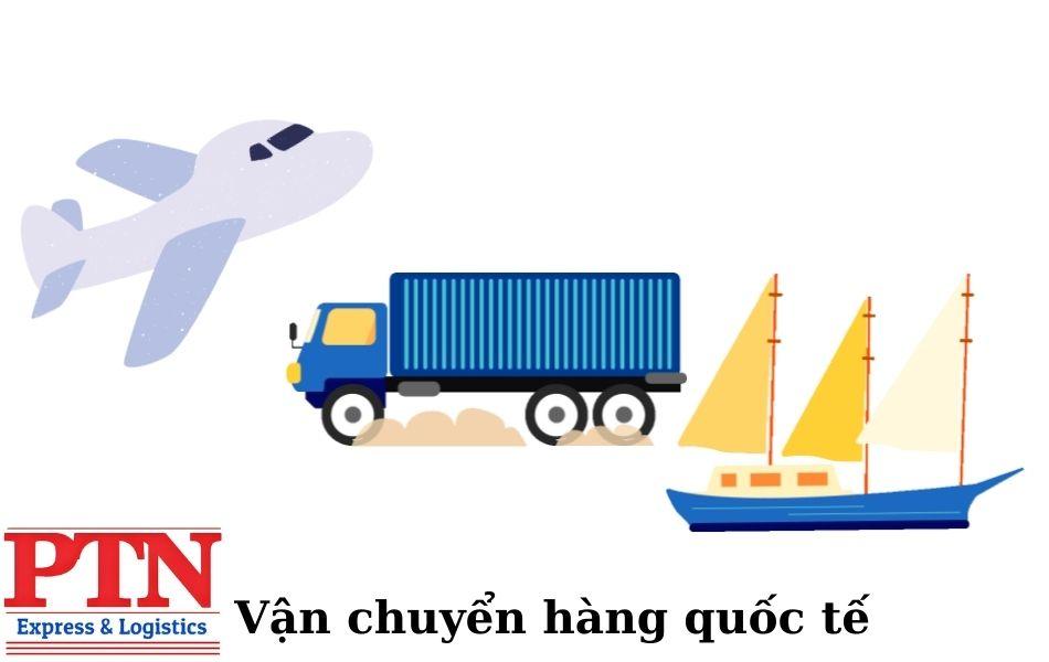 1. Vận chuyển quốc tế có khó không?