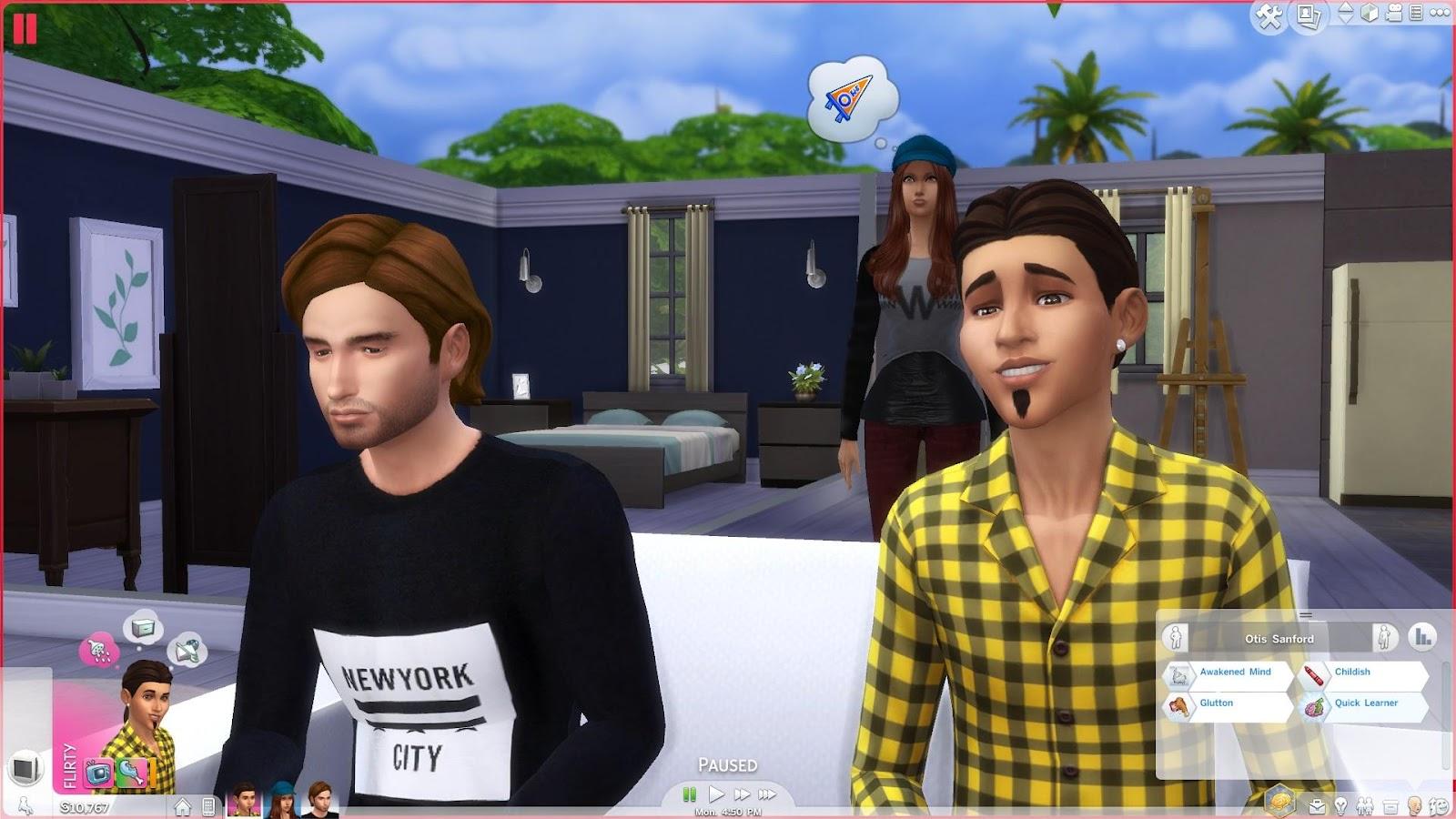 Sims 4 Trait mod - Awakened Mind