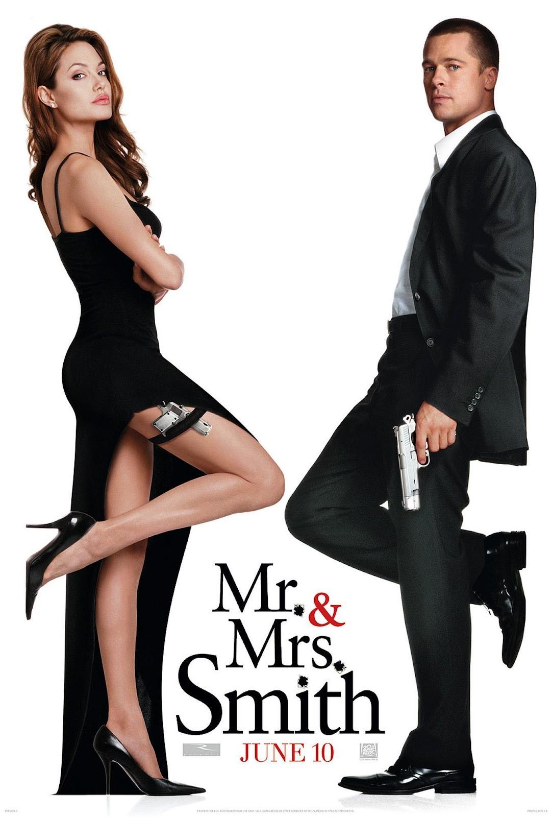 Mr.&Mrs.スミス : 【2019年】日本テレビ「金曜ロードショー」の放送 ...