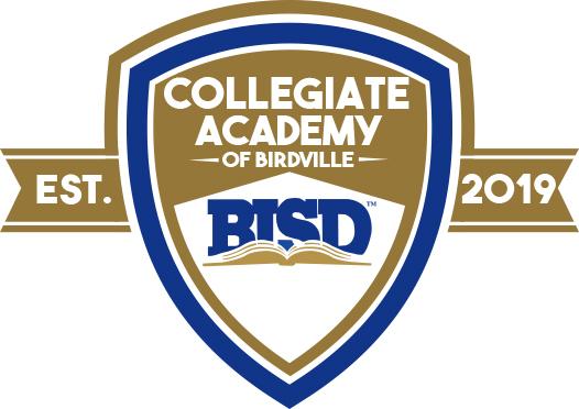 Collegiate Academy of Birdville logo
