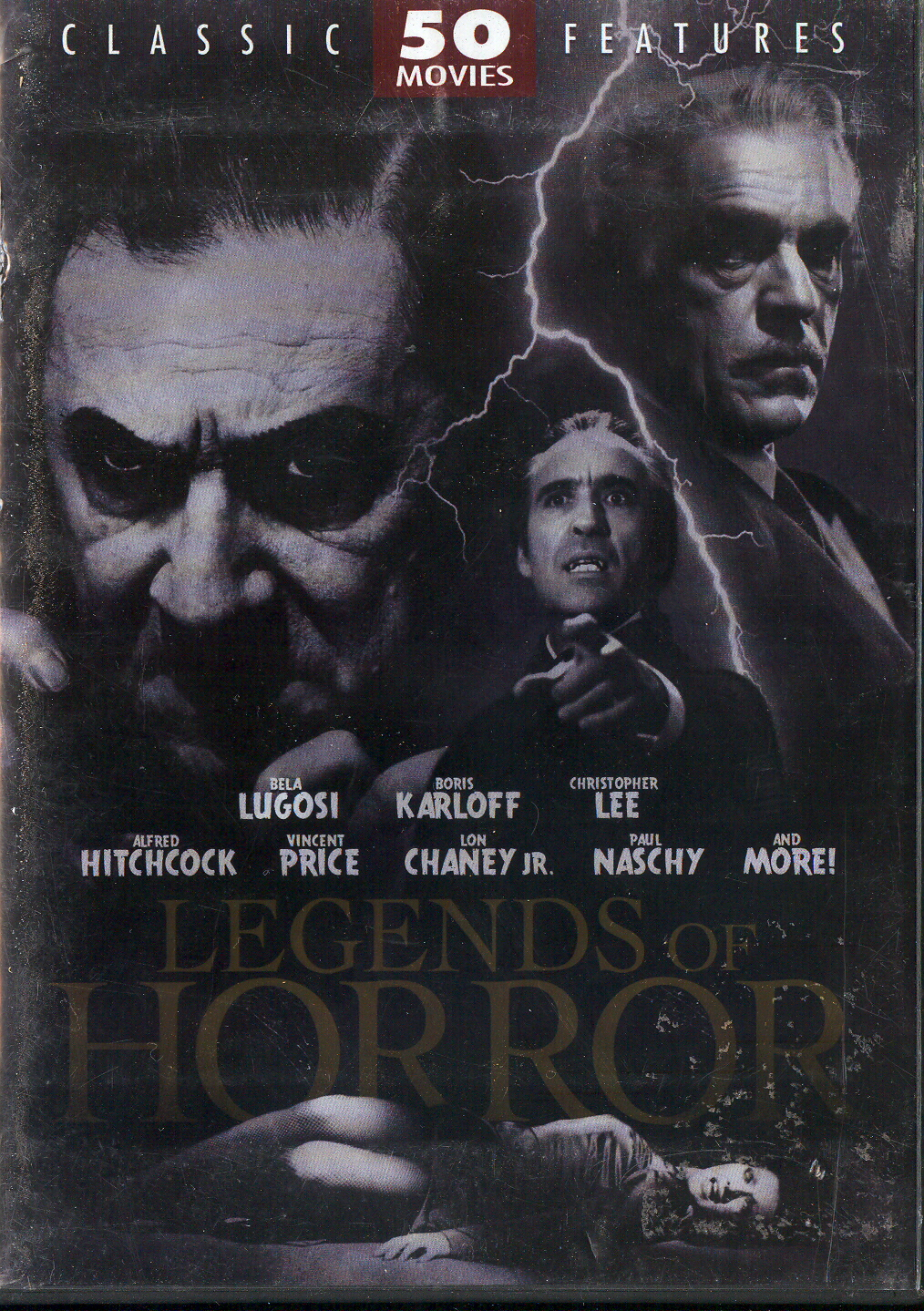 Legends of Horror