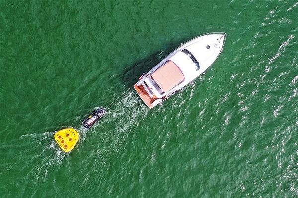 Ngành du thuyền bùng nổ ở thành phố biển Tam Á, Trung Quốc