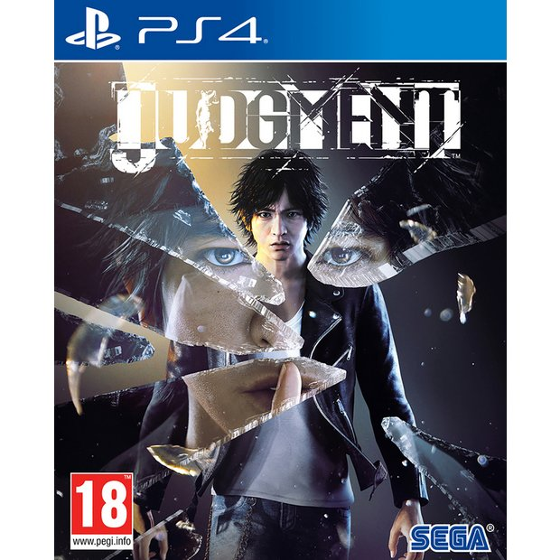 Image result for Judgement game