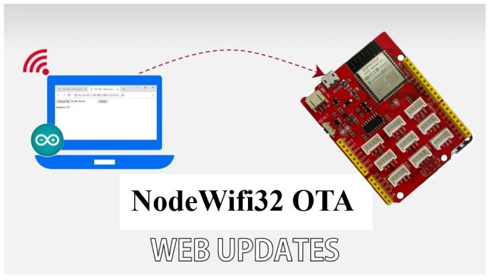 Node Wifi32 OTA