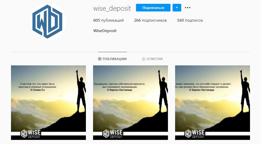 Обзор инвестиционной платформы WiseDeposit: тарифные планы и отзывы клиентов