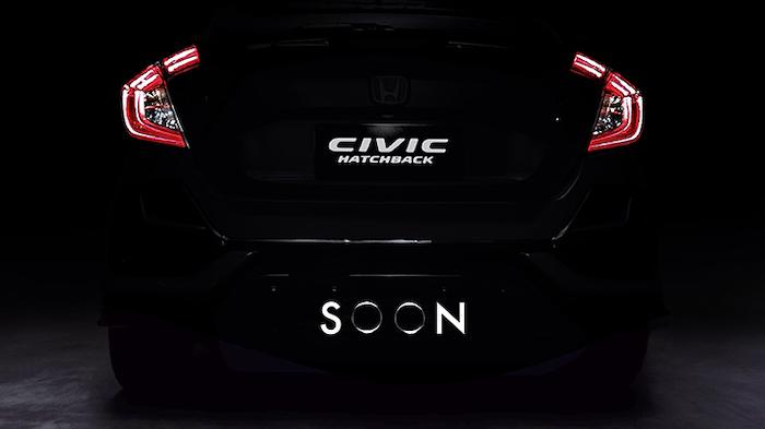 Honda Civic Hatchback 2020 Minorchange เปิดตัว พฤศจิกายน 2019 นี้ !!
