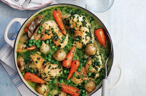 Salsa Verde Stew