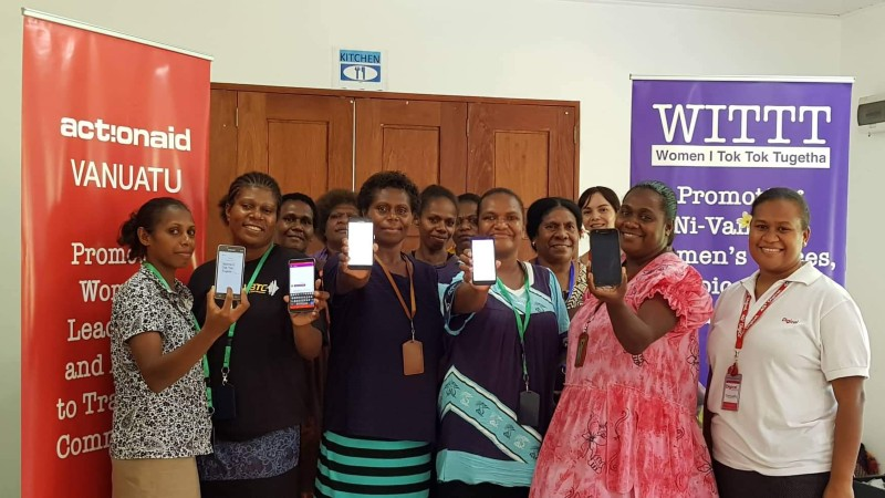 How meteorology is helping women lead disaster response in Vanuatu