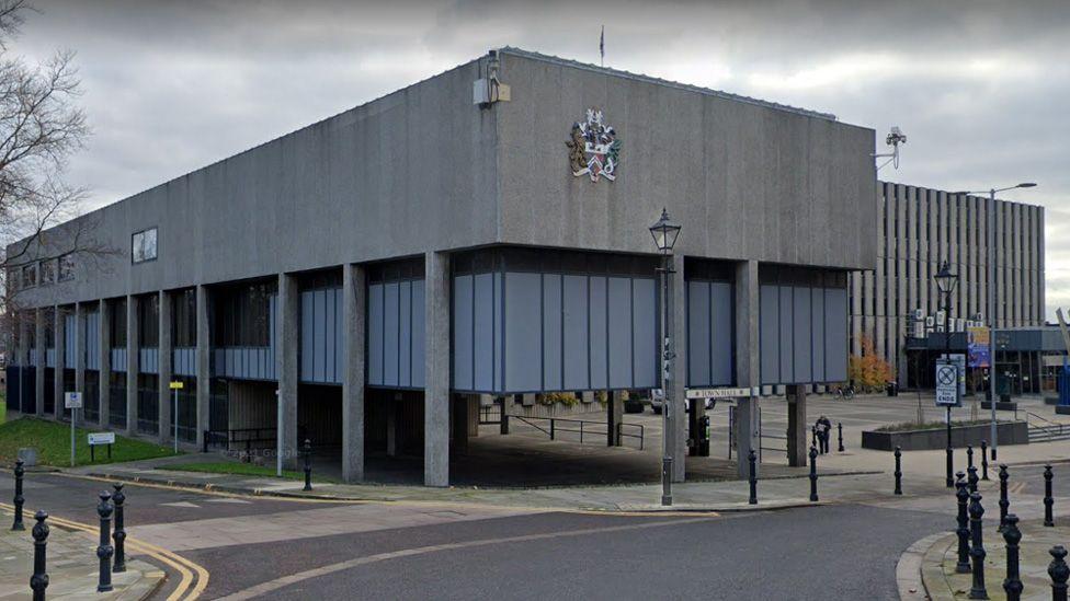 Darlington Town Hall