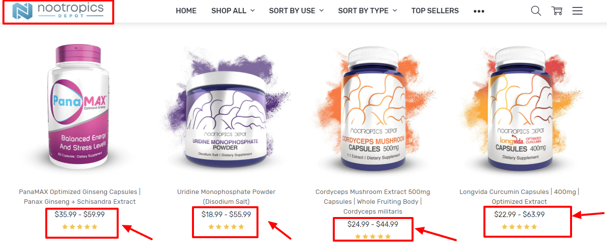Nootropics Depot Coupon Review - Capsules