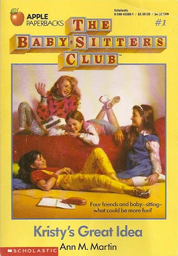 Children of the 90s: Booksls preteen