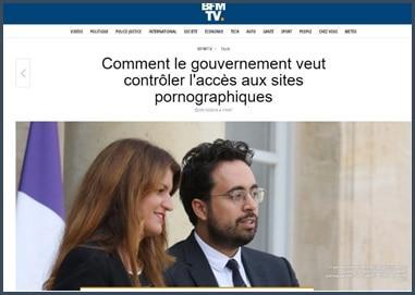 gouvernement controle acces sites pornographiques