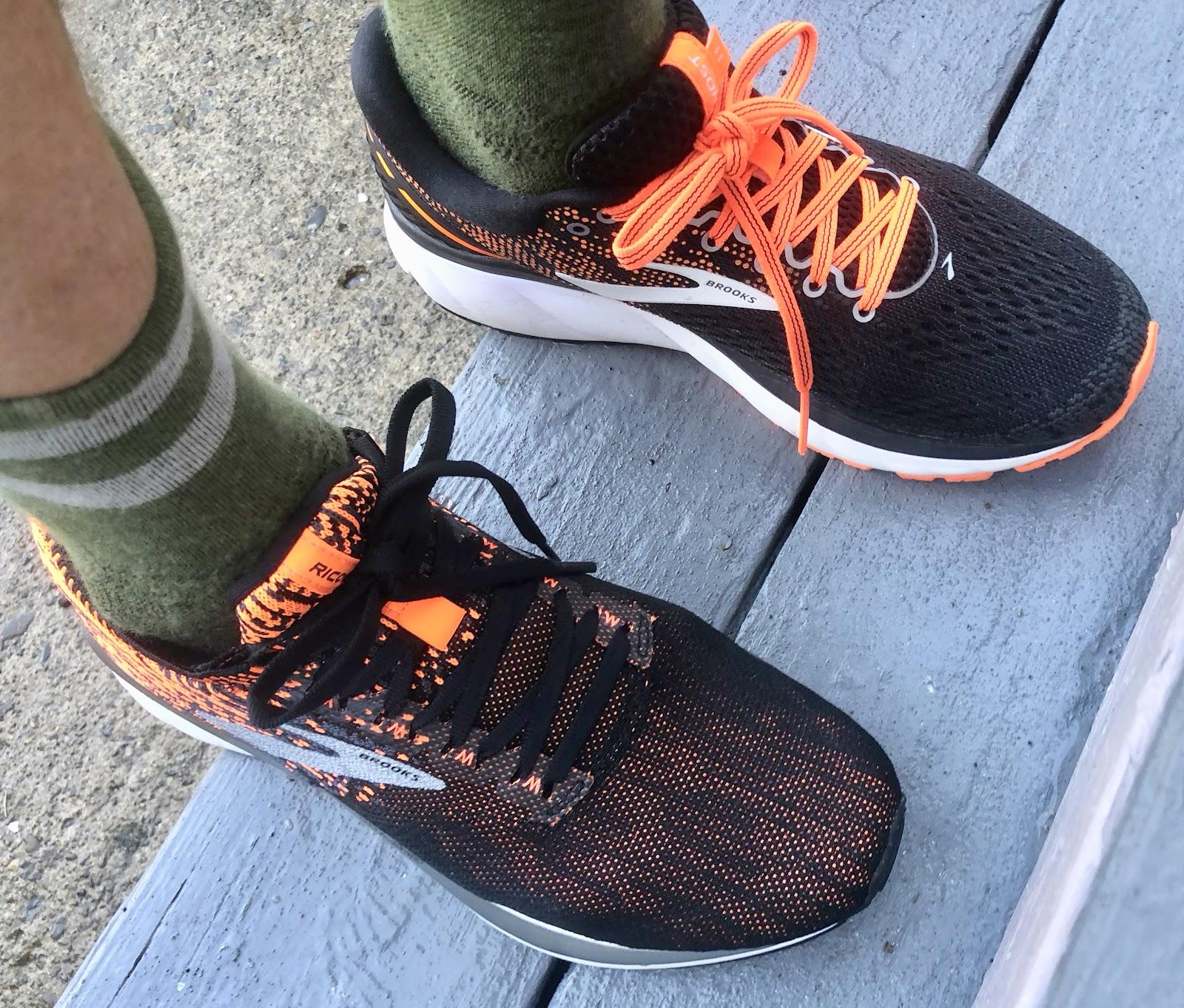 comprare a buon mercato una grande varietà di modelli stili di moda Road Trail Run: Brooks Running Ricochet Review
