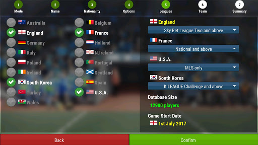 Football Manager Mobile 2018- screenshot thumbnail