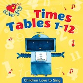 Times Tables 1 - 12