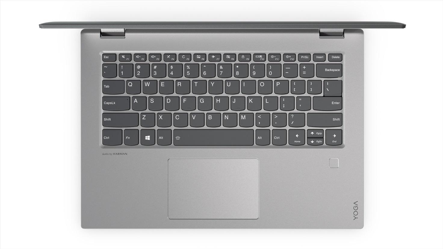 Фото3  Ультрабук Lenovo Yoga 520 Mineral Grey (81C800DCRA)