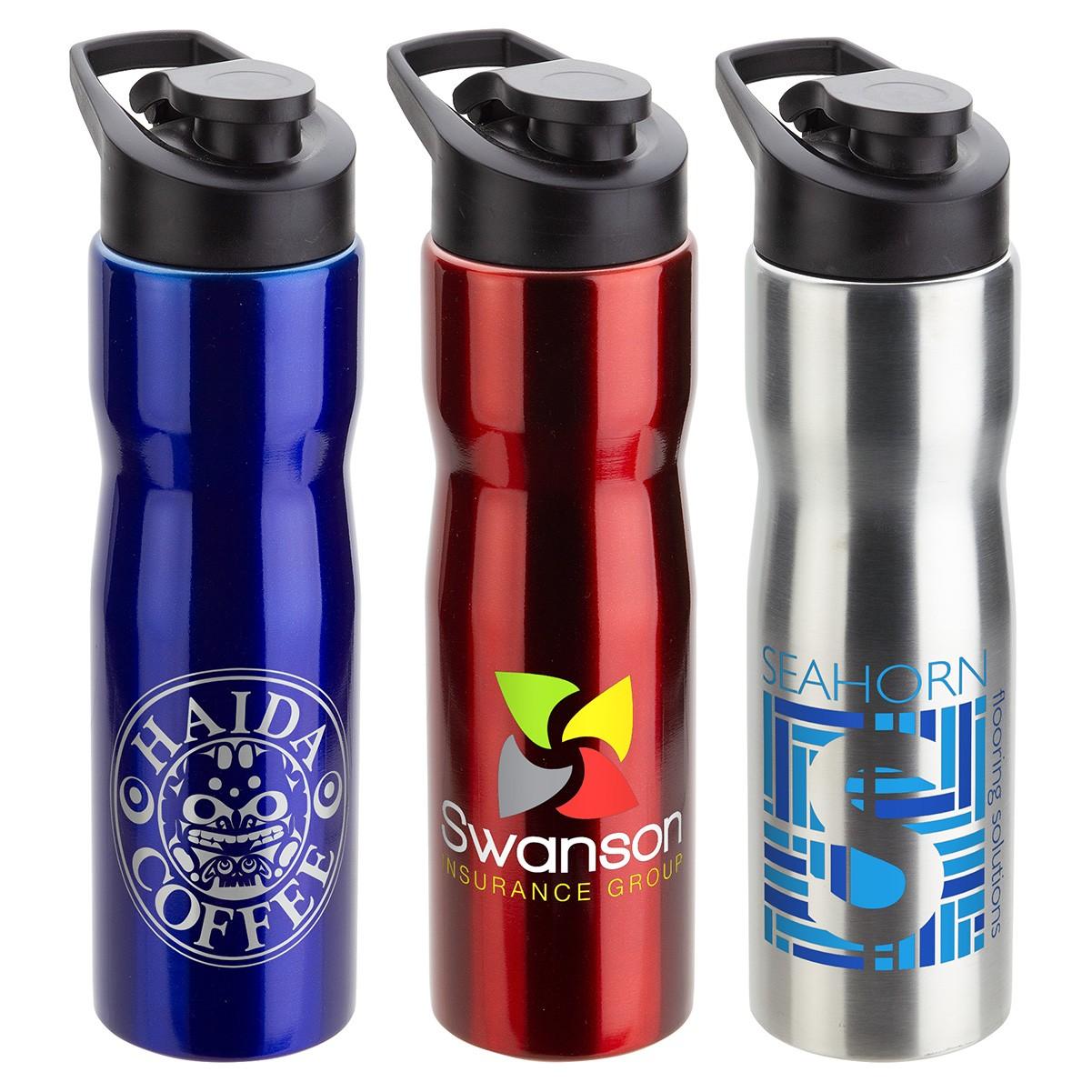 Health Education water bottle