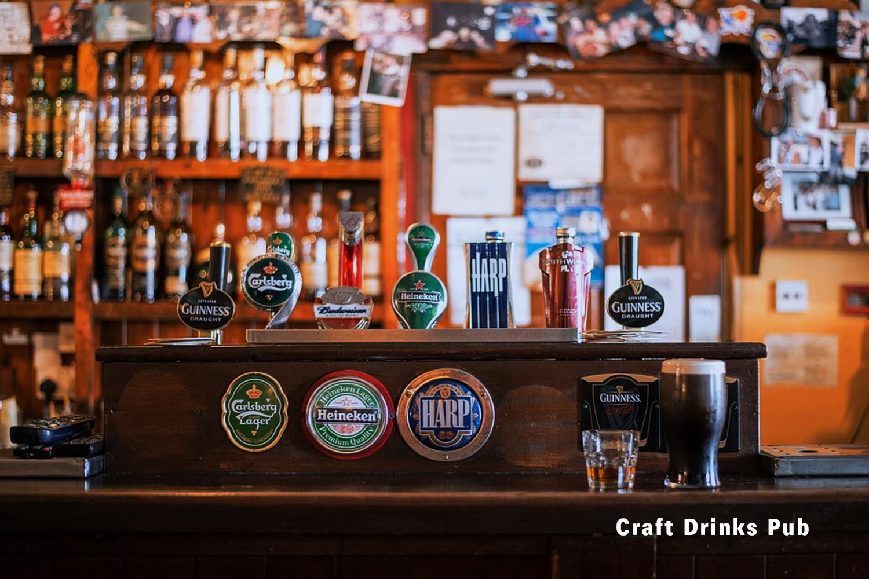 craft drinks pub