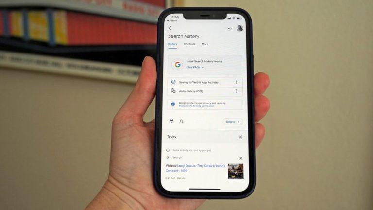 Now You Can Delete the Last 15 Minutes of Your Google Search History on iOS - Gizmodo Australia ...