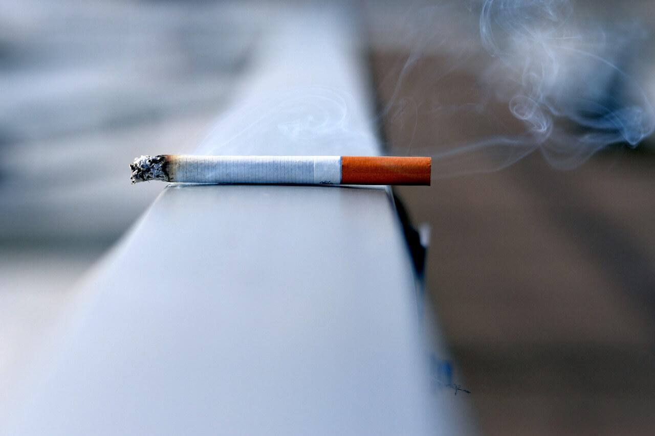 Image depicting cigarette impacts fertility