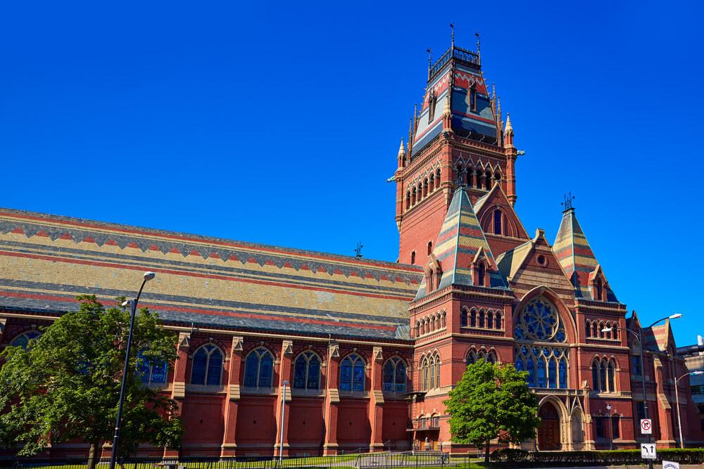 Университет Гарвард. Фото: depositphotos