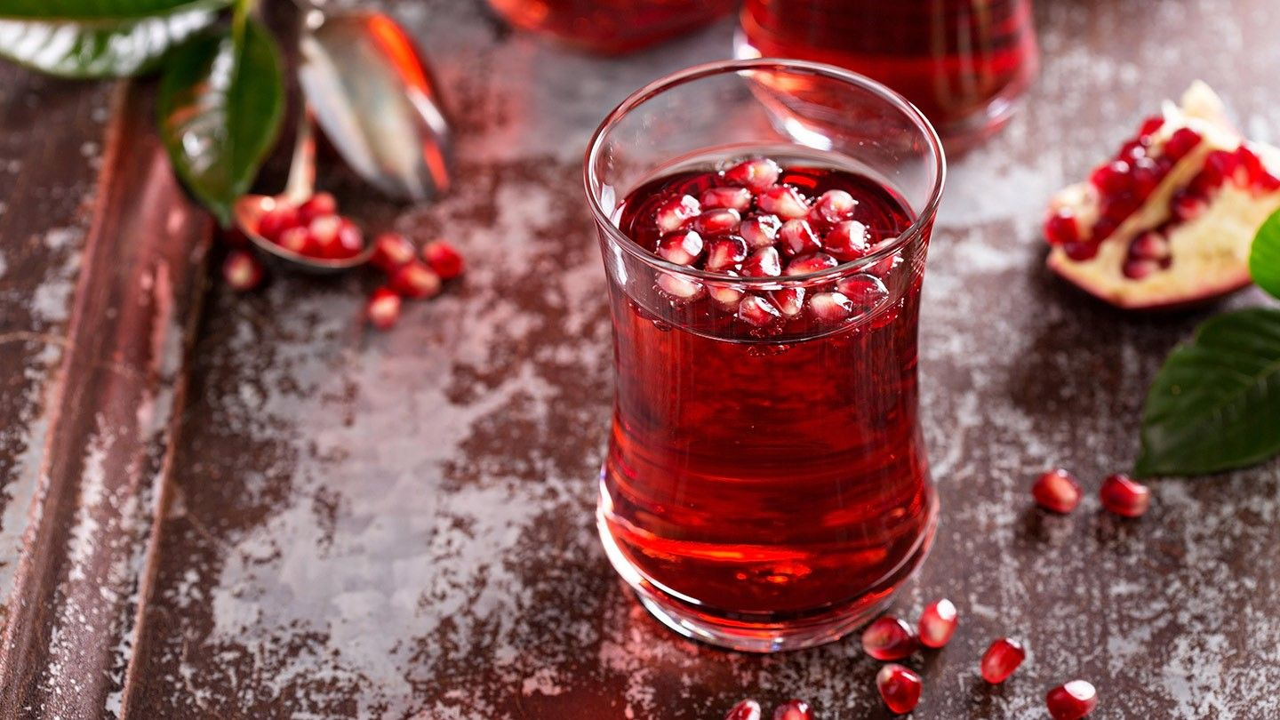 Pomegranate, power and prevention